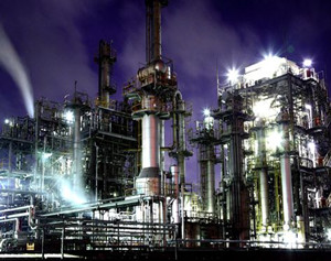 Kuwait Oil Plant - Project