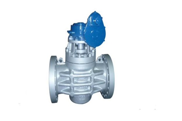 API 6D ASTM A351 CF8 Non-Lubricated Plug Valve 2 Inch