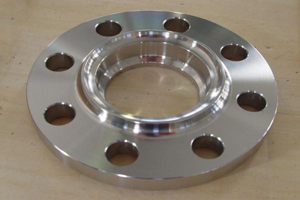 ASTM A105N Lap Joint Flange FF DN100 CL600