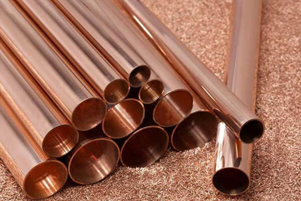 ASTM B111 UNS C70600 Copper Nickel Alloy Seamless Tube DN20