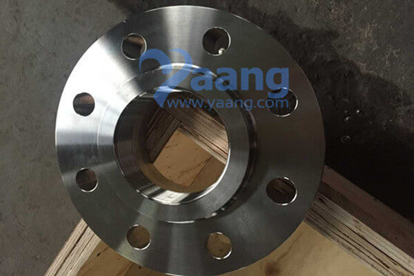 A182 F53 Threaded Flange 4 Inch CL600