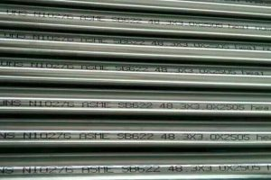 asme sb622 hastelloy c276 pipe 300x200 - ASME SB622 UNS N10276 Hastelloy C276 Pipe