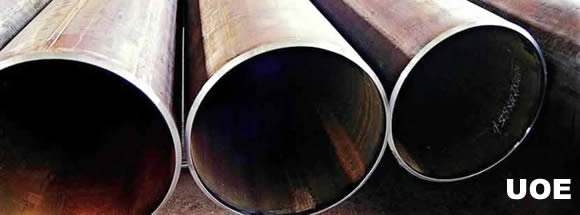 uoe pipe banner - What are ERW steel pipes