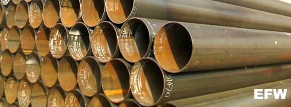 Electric Fusion Welded Pipe banner - What is EFW steel pipe