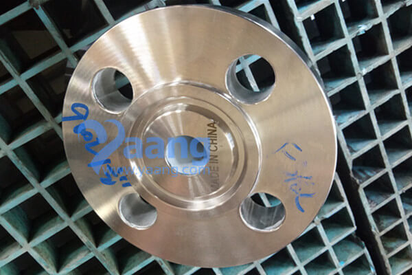 ASME B16.5 ASTM A182 F316L Weld Neck Ring Type Joint Flange 1-1/2″ Sch80 CL900