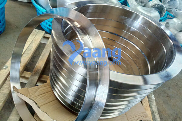 EN-1092-1 Type 37 EN 1.4410 Pressed Collar DN500 PN10 S=4MM