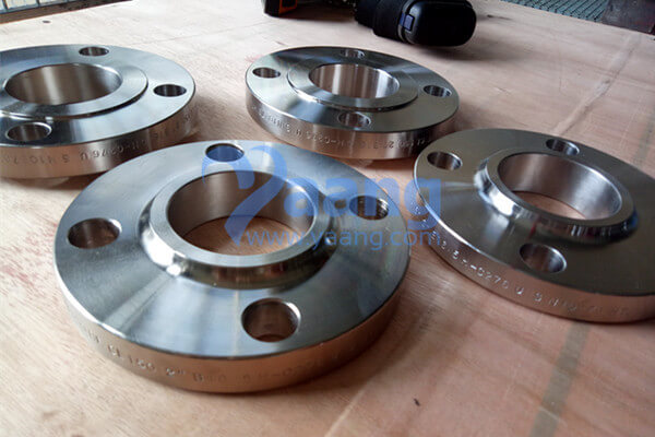 ASME B16.5 A182 Alloy C276 Slip On Flange RF DN50 Class150