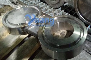 api 6a a182 f51 rtj spectacle blind flange dn86 5000psi 300x200 - API 6A A182 F51 RTJ Spectacle Blind Flange DN86 5000PSI