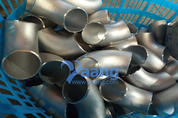 ASTM B366 Alloy 600 SMLS 90 Degree LR Elbow DN65 SCH10S
