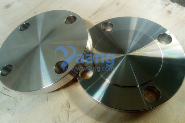ASME B16.5 ASTM B564 Hastelloy C276 Blind Flange Raised Face DN80 150#