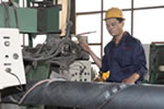 lincoln welder welding - What is a SSAW pipe?