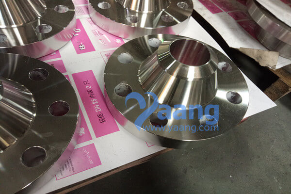 ASME B16.5 ASTM B564 Alloy 825 Weld Neck Ring-type Joint Flange DN80 SCH40S Class900