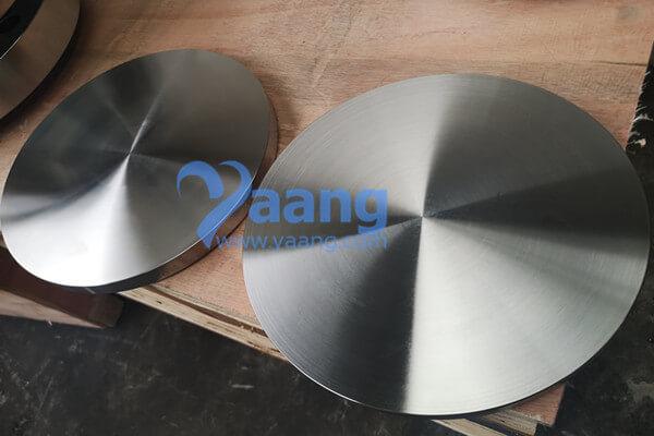 Non-Standard ASTM A182 UNS S32750 Plug MC DN250