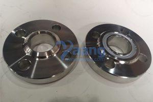 "asme b16 5 astm b462 nickel 20 weld neck ring type joint flange 1 1 2 sch80 cl300 300x200 - ASME B16.5 ASTM B462 Nickel 20 Weld Neck Ring Type Joint Flange 1-1/2"" Sch80 CL300"