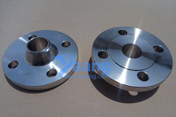 DIN 2633 1.4404 Weld Neck Flange Raised Face DN25 PN16