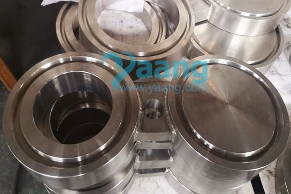 "asme b16 48 a182 uns s31600 spectacle blind flange ring type joint 4 cl1500 - ASME B16.48 A182 UNS S31600 Spectacle Blind Flange Ring-Type Joint 4"" CL1500"