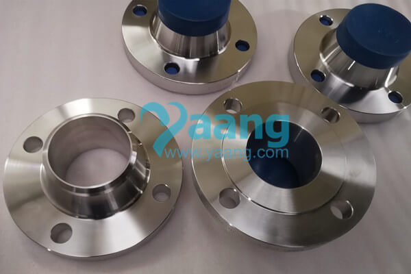 ASME B16.5 ASTM B564 Alloy 825 Weld Neck Ring Face Flange DN80 SCH40 Class150